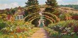 Monet's Grand Entrance Art Print
