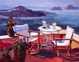 Island Interlude Art Print