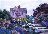 Garden Glorious Art Print