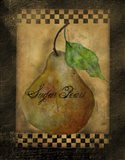 Sugar Pears Art Print