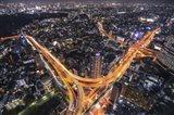 Tokyo Traffic Art Print