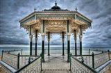 Brighton Bandstand Art Print