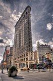 The Flatiron Building New York Art Print