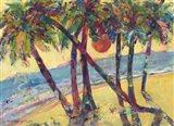Life in Tropics Art Print