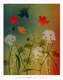 kari's garden I Art Print