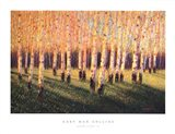 Aspen Light (Right) Art Print