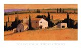Umbrian Afternoon Art Print