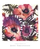 Summer Poppies III Art Print