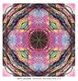 Crystal Refraction #17 Art Print
