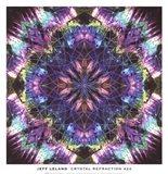 Crystal Refraction #22 Art Print