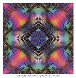 Crystal Refraction #30 Art Print