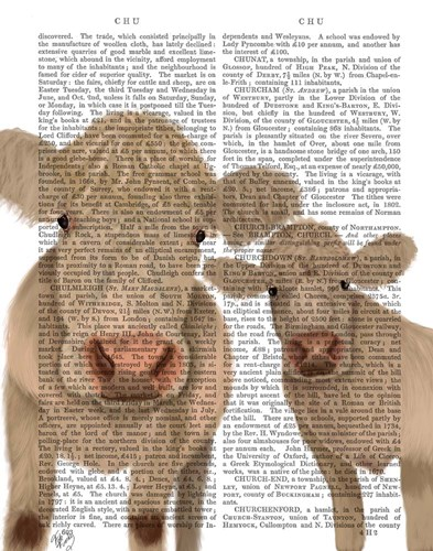 Cow Duo, Cream, Looking at You Book Print Art Print by Fab Funky