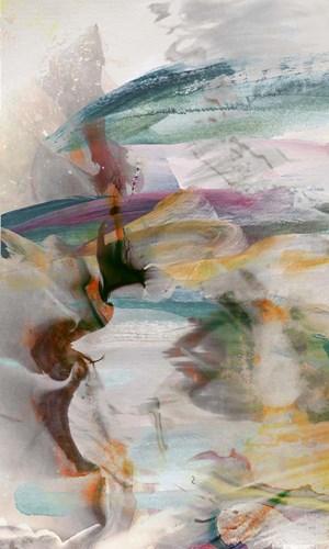 Abstract Movement I Art Print by Jasper