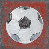 Grunge Sporting IV Art Print