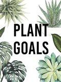 Plant Love II Art Print