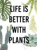 Plant Love III Art Print