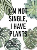 Plant Love V Art Print