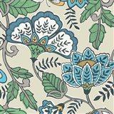 Namaste Floral I Art Print
