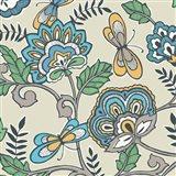 Namaste Floral II Art Print