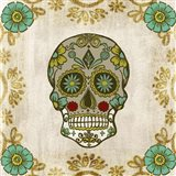 Day of the Dead I Art Print
