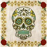 Day of the Dead IV Art Print