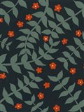 Blooming Garden Pattern I Art Print