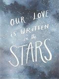 Celestial Love IV Art Print
