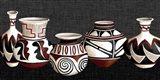 Mexican Pottery Art Print
