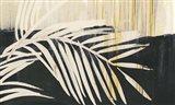 Golden Raffia I Art Print