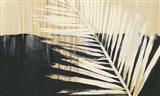 Golden Raffia II Art Print