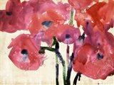 Blossom View II Art Print