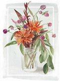 Summer Wildflowers I Art Print