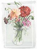 Summer Wildflowers II Art Print