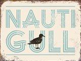 Punny Nautical VI Art Print