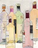 Moscato and the Others I Art Print