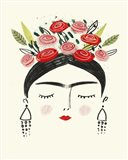 Frida's Dreams I Art Print