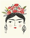 Frida's Dreams II Art Print