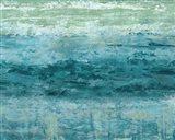 Aegean Seas I Art Print