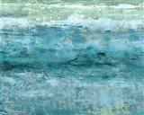 Aegean Seas II Art Print