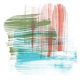Color Swipe I Art Print