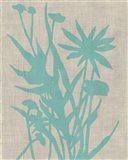 Dusk Botanical II Art Print