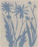 Dusk Botanical III Art Print