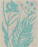 Dusk Botanical IV Art Print