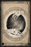 Fortune Tarot I Art Print