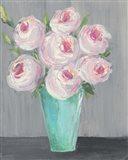 Sorbet Floral II Art Print