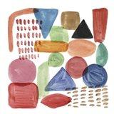 Colour Code II Art Print