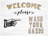 Mild Manners I Art Print