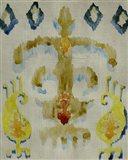 Bohemian Ikat III Art Print