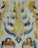 Bohemian Ikat IV Art Print