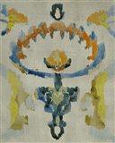 Bohemian Ikat VI Art Print